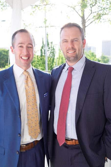 Ben Worley and Chad Domonoske
