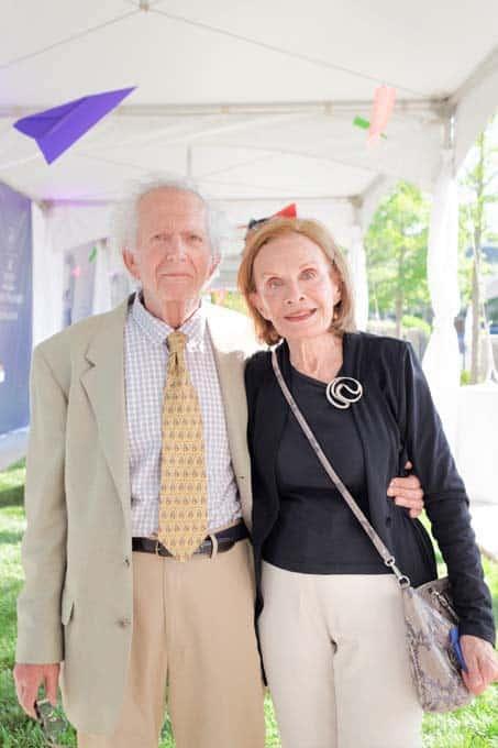 Hal Weiss and Lorraine Goldstein