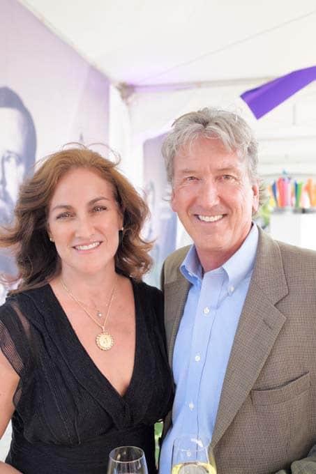 Ileana and David Shaner