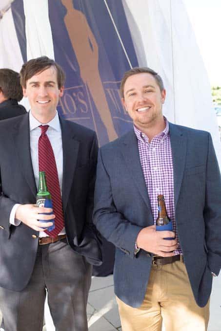 Josh Hudson and Aaron Smith