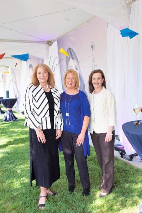 Sandra Birdwell, Debra Nash, and Debbie Wallau