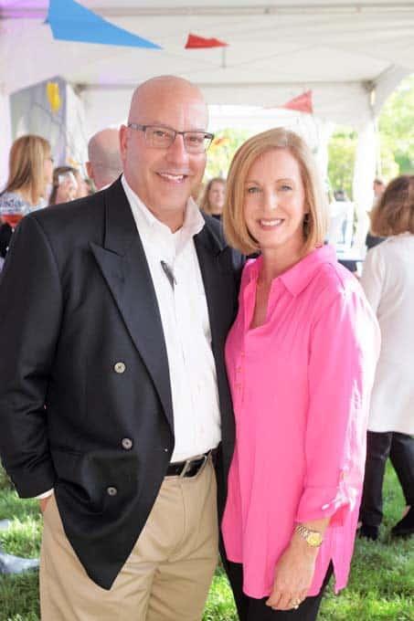 Stan and Kelly Tzouvelekaz