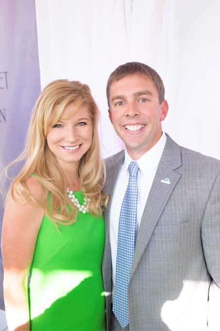 Stephanie and Todd Horne