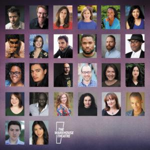 Actors at The Warehouse Long Story Short